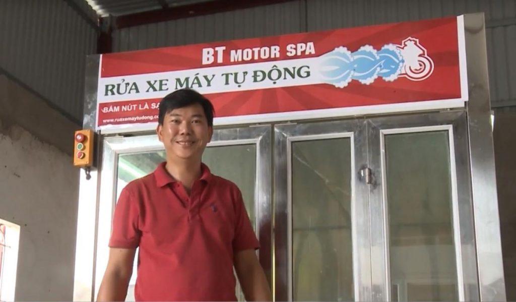 Nhà sáng chế Dương Xuân Thiện
