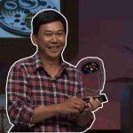 nhà sáng chế Dương Xuân Thiện với hệ thống rửa xe máy tự động đầu tiên ở Việt Nam