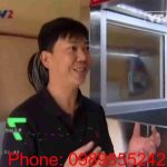 Bản tin công nghệ VTV2 đưa tin về hệ thống rửa xe máy tự động đầu tiên tại Việt Nam