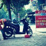 Thay dầu nhớt rửa xe máy miễn phí
