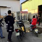Xem rửa xe máy tự động vận hành